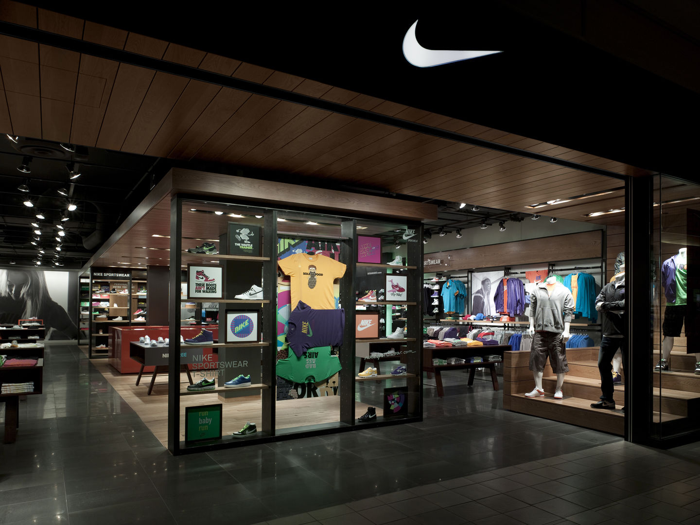 boutique nike au quebec